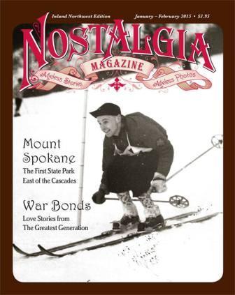 Excerpt from War Bonds in current issue of Nostalgia Magazine