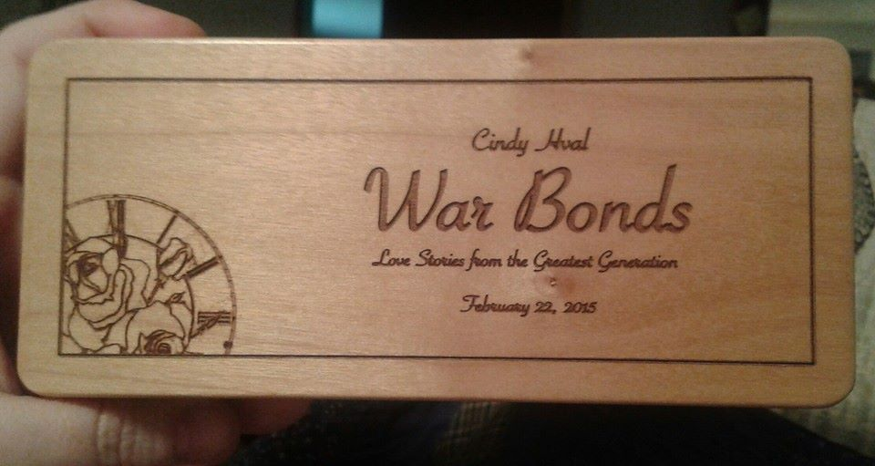 Theres A Reason War Bonds Is Dedicated To Him Cindy Hval