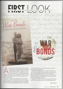 War Bonds in Spokane CdA living