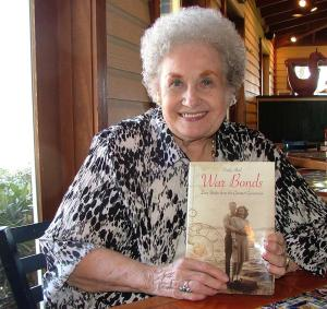 Kerri's Mama Reads War Bonds