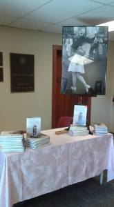 War Bonds Sharing Hearts Book Table