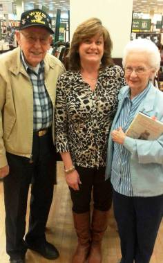 tom and shirley tucker at barnes and noble