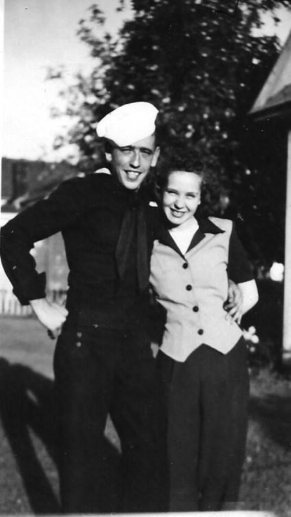 tom and shirley tucker, dating, 1944, low res